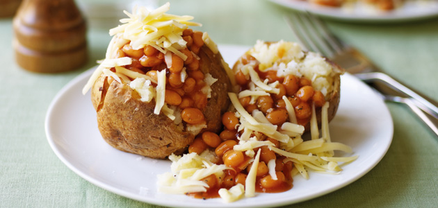 Love Inside a Jacket Potato