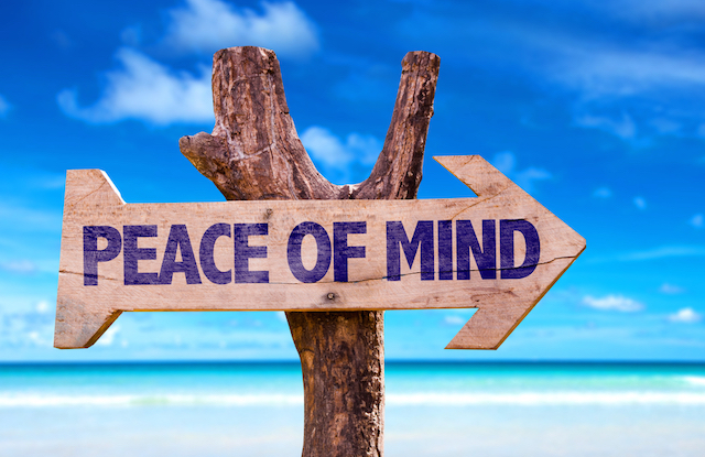 5 Ways to Achieve Peace of Mind